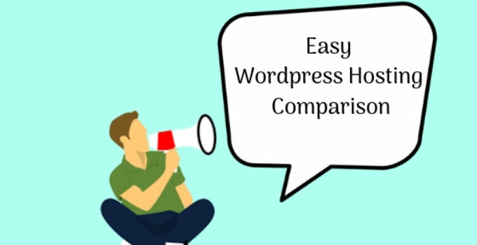 Easy-Wordpress Hosting Comparison